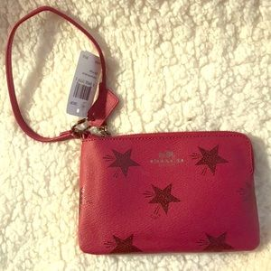 Coach Star Canyon wristlet NEW